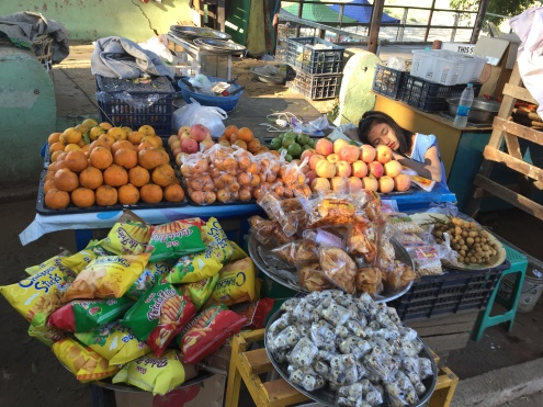 Pas de stress en Birmanie