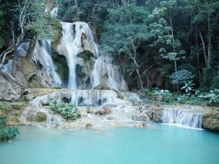 Cascade de Kuang xi