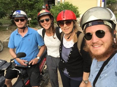 Team scooter, journée test