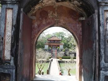 Tombeau de Ming Mang, mégalo?