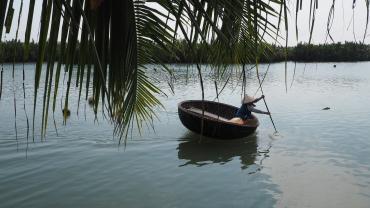 Le fameux tour en barque qui nous a coûté 2 fois le prix normal