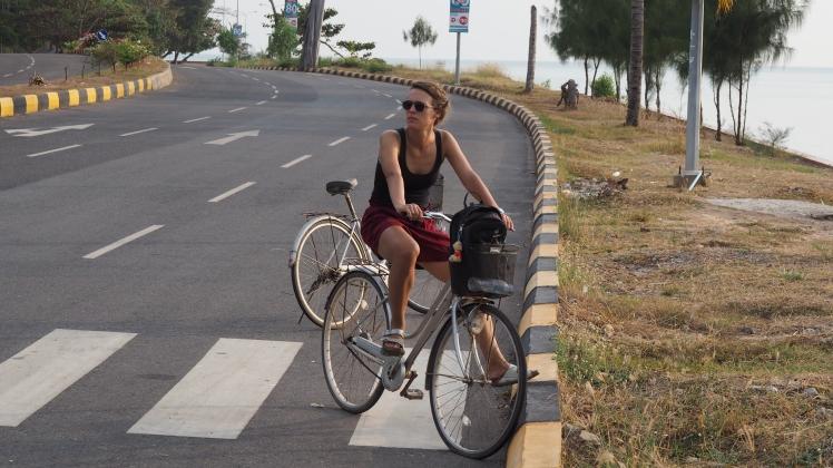 Balade en vélo dans les alentours de Kep