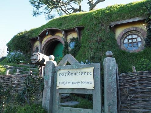 La maison de Bilbo