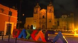 Arrivée à Oaxaca pour 4 jours